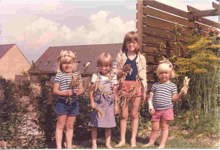 Hvedevænget foråret 1979-1